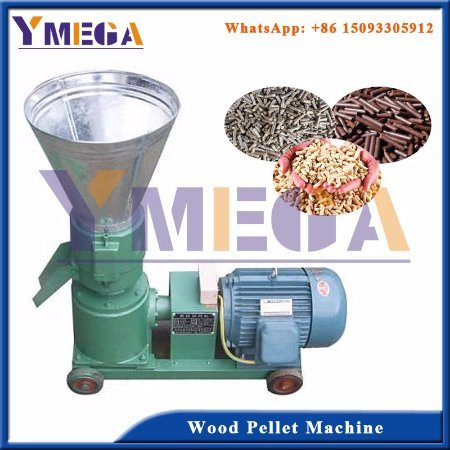 Energy Saving Automatic Biomass Wood Pellet Machine pictures & photos