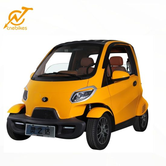 2 Seat Bev Electric Cars Made in China Cheap Price with EEC ...