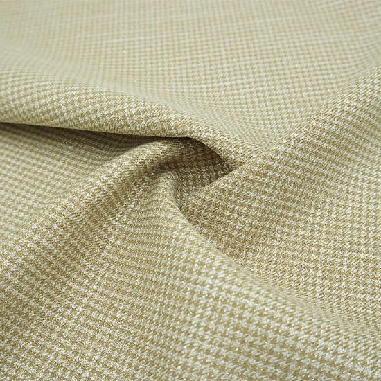 Fabric, T/R, Check, 69%Polyester 28%Rayon 3%Spandex Gold Line Tr Quality Fabric for Garment 20024