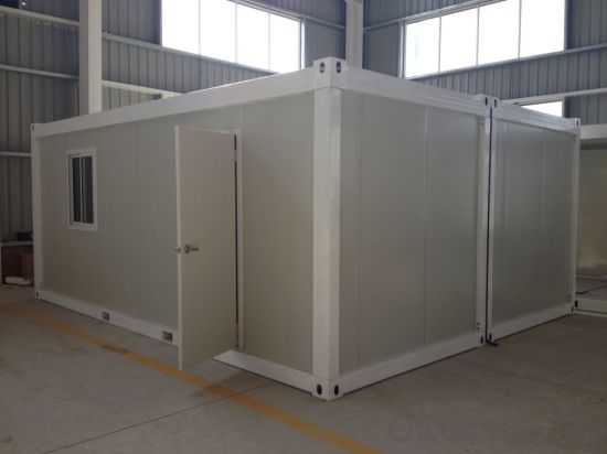 Flat Pack EPS Panel Wall Container House Office and Storage Room