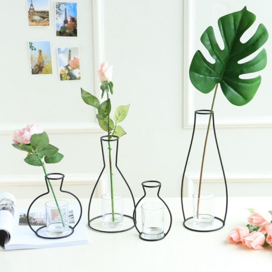 . China Creative Wrought Iron Crafts Ornaments Home Living Room Office
