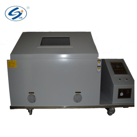 ISO Programmable Salt Fog Corrosion Spray Test Machine for Metals