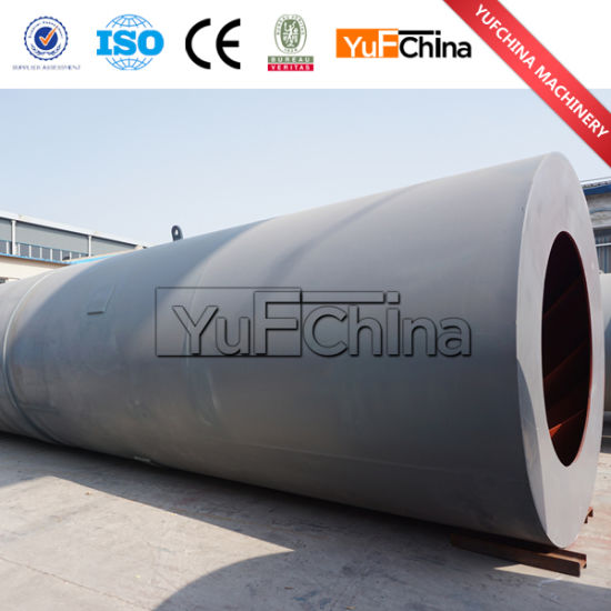 Low Investment Industrial Biomass Rotary Dryer pictures & photos