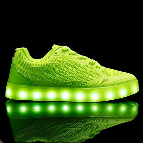 New Design LED Light up Dance Shoes
