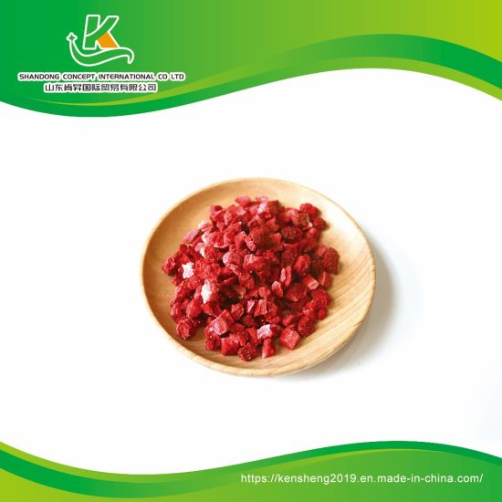 High Quality Freeze Dried Fruits/Freeze Dried Strawberry Chips
