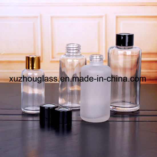 500ml 1000ml Frosting Glass Hair Oli Bottles pictures & photos