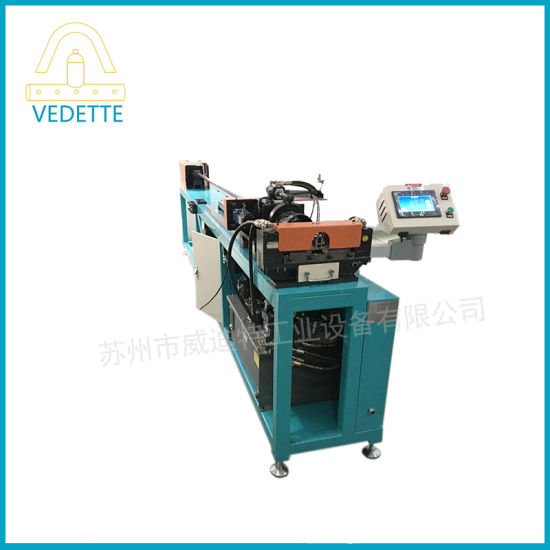 High Quanlity Automatice CNC Flute Type Pipe Punching Machine