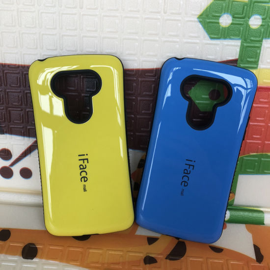 China Sinbeda iface Mall for Samsung LG G2 G3 G4 G5 G6 PC+
