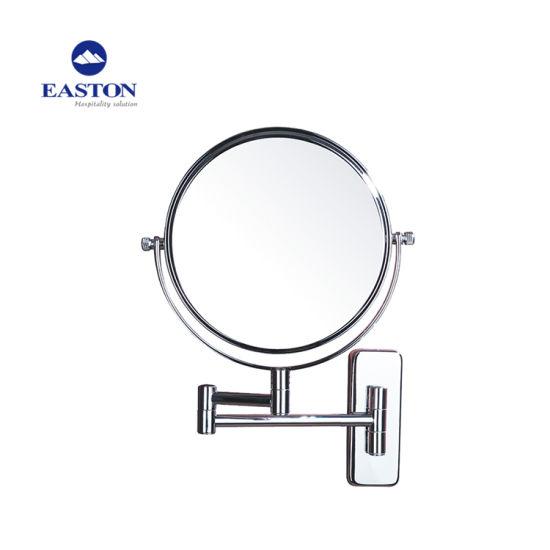 China Hotel Bathroom Wall Mounted Magnifying Mirror China