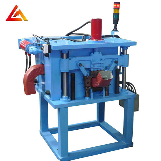 Xiamen Liming China Factory Sale Cold Forming Downspout Elbow Machine