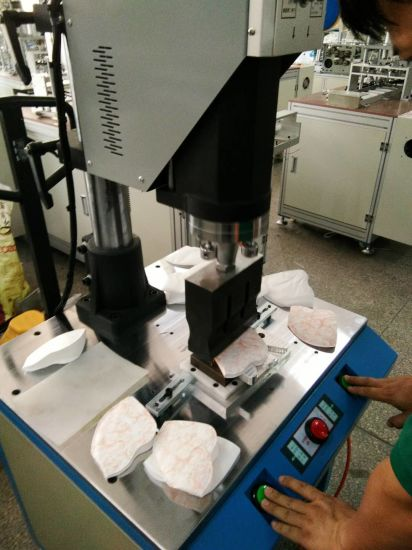 Disposable Floder Face Mask Making Machine