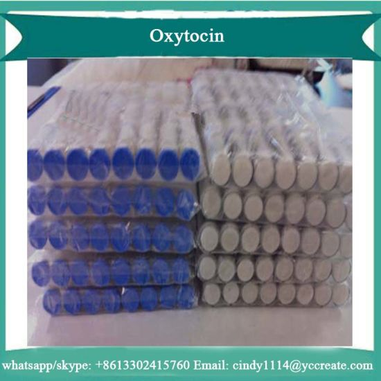 China High Purity Peptides Oxytocin for Hasten Parturition
