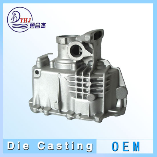 Precise Die Casting in Aluminum Alloy and Zinc Alloy for Auto Parts with High Pressure in China