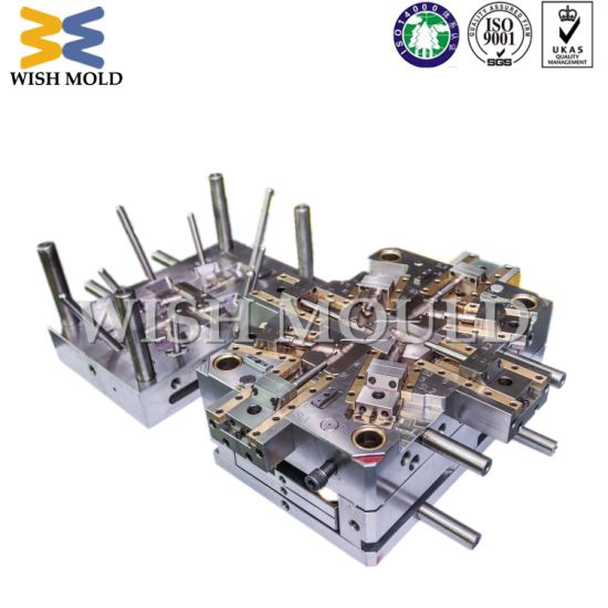 High Precision Mold Complex Structures Injection Chinese Factory Mould