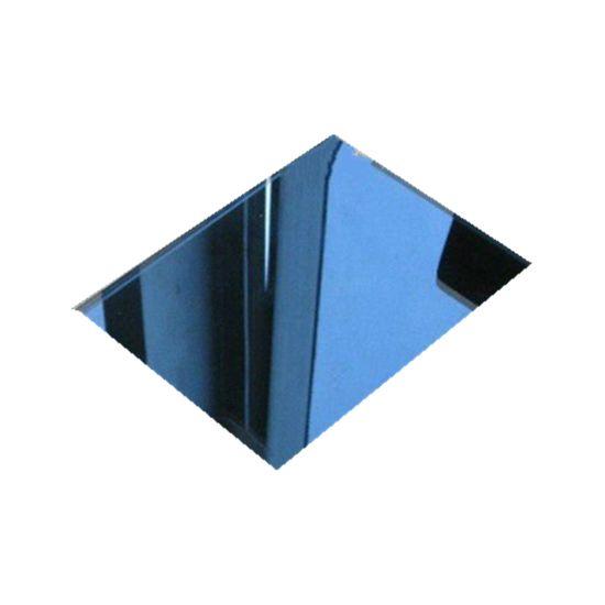 China 4mm Large Sheet Dark Blue Tinted Mirror Glass - China Colored ... c464490942f