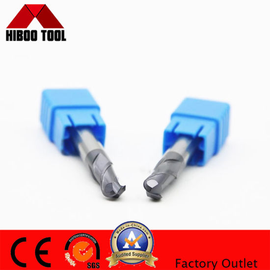 2 Flute Ball Nose Carbide End Mill Milling Cutters