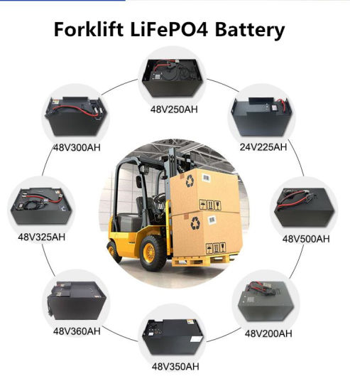 Lithium Battery/ Reach Truck Battery /Forklift Battery/ Toyota Forklift / Li-ion Battery/Li Ion Battery/ LiFePO4 Battery Pack 48V300ah with Battery Charger