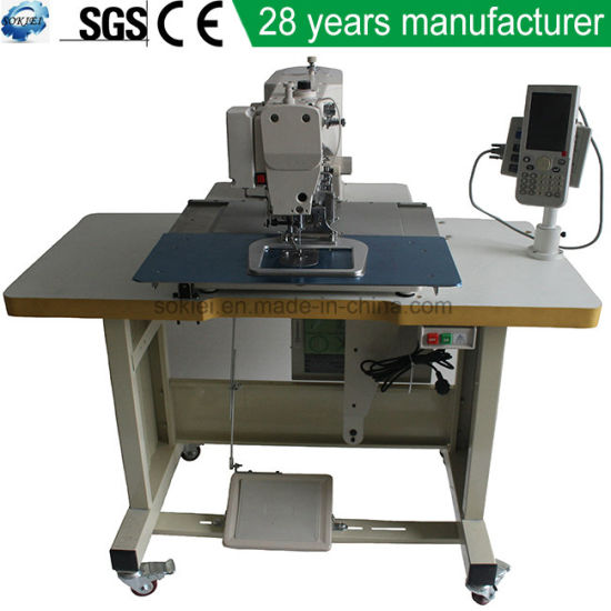 Brother Mitsubishi Computerized Programmable Pattern Embroidery Industrial Sewing Machine