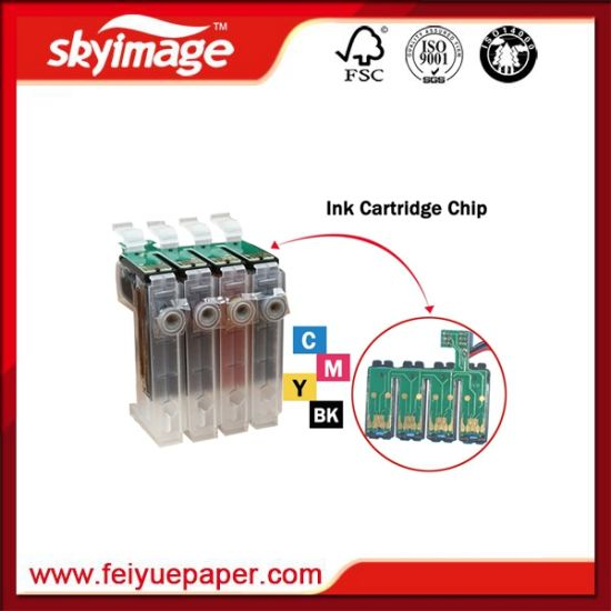 Hot-Sell One-Time Cartridge Chip Ink Compatible for Epson4900/4910