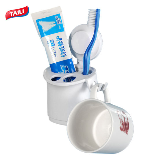 China Hanging White Wall Mounted Toothbrush Holder Bathroom Accessories China Target Toothbrush Holder And Wall Mounted Toothbrush Cup Holder Price