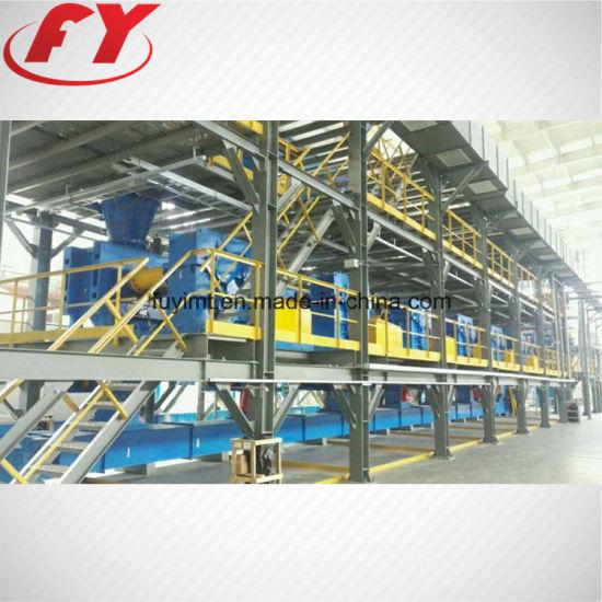 Ammonium sulfate fertilizer China granulator with reasonable price