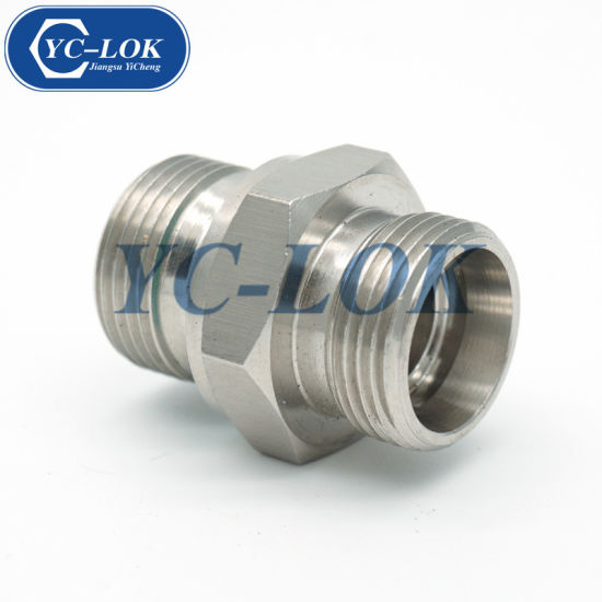 Stainless Steel Custom Swivel Bsp Male Thread Tube Fitting