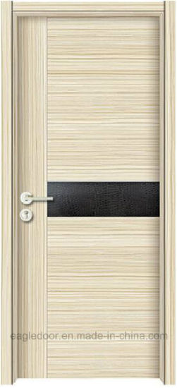 China Melamine Laminate Skin Finish Door with Wooden Frame and ...
