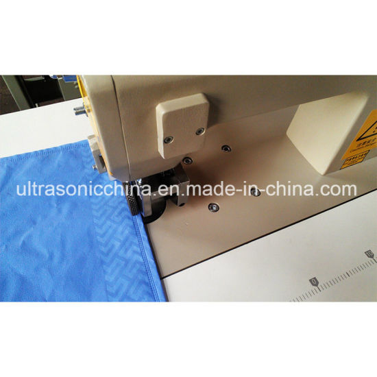Ultrasonic Welding Machine for Sewing Surgical Gowns