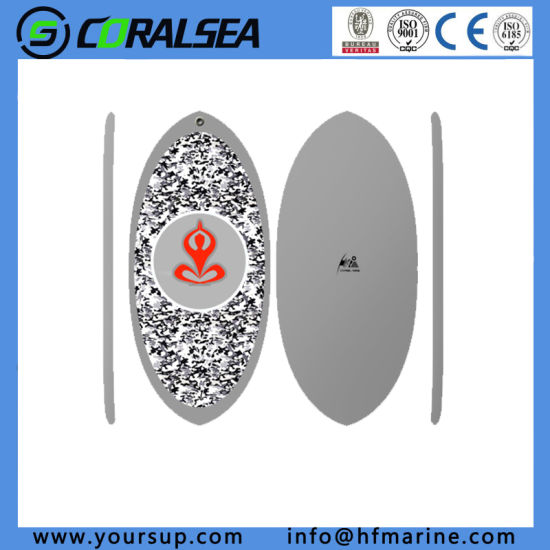"PVC Popular Surfboads Jetsurf with High Quality (Yoga10′0""-F) pictures & photos"