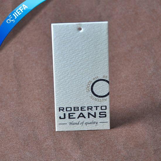 1b23b2f3b China Fashion Specialty Paper Brand Hang Tag/Swing Tag - China Hang ...