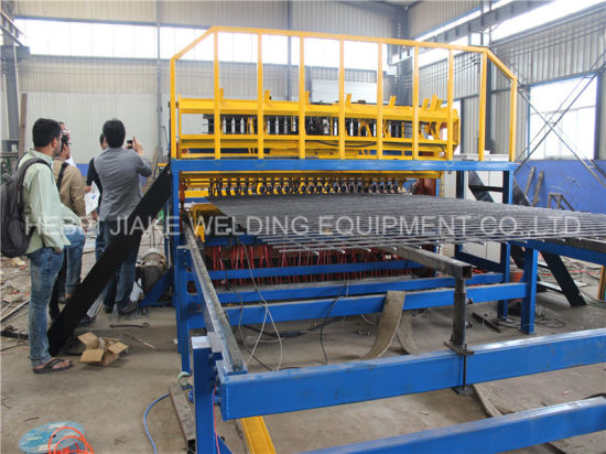 CE Certificate Reinforcing Concrete Panel Mesh Machine pictures & photos