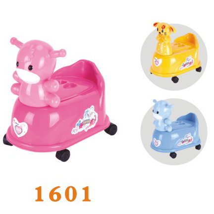 Plastic Potty Chair for Kids Made in China with Removable Inner Toilet pictures & photos