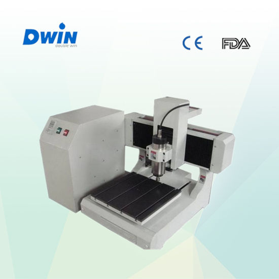Mini Name Tag CNC Engraving Router for Stainless Steel
