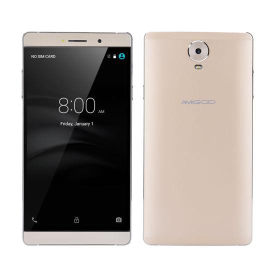 Smartphone Factory Wholesale Amigoo 5.0 Inch Cheapest Price Original Smartphone Mobile Amigoo H9