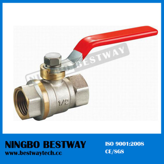 Nickel Plated Brass Ball Valve (BW-B31) pictures & photos