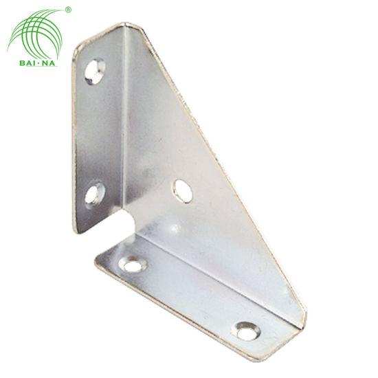 Frame Angle Metal Aluminum Iron Ss Corner Bed Leg Brackets