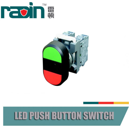 China Voltage Suggesting Pilot Light Location Switch Push