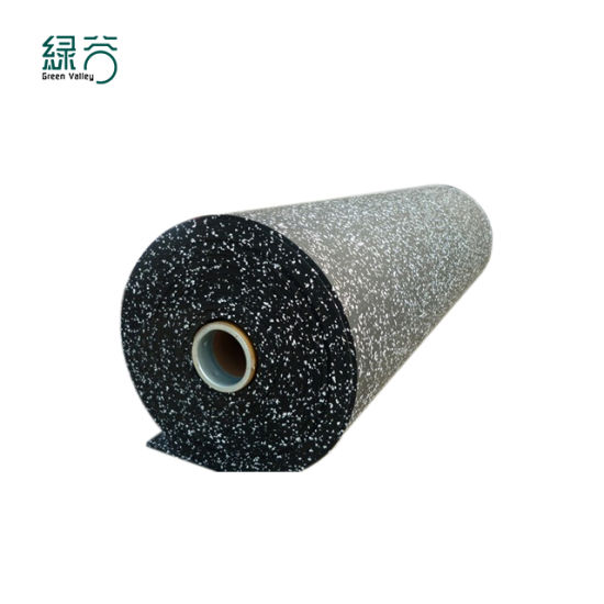 Professional Cheap Rubber/EPDM Roll/Tile/Interlock Gym Sports Flooring with Ce/En71/En1177/Reach/ISO10140