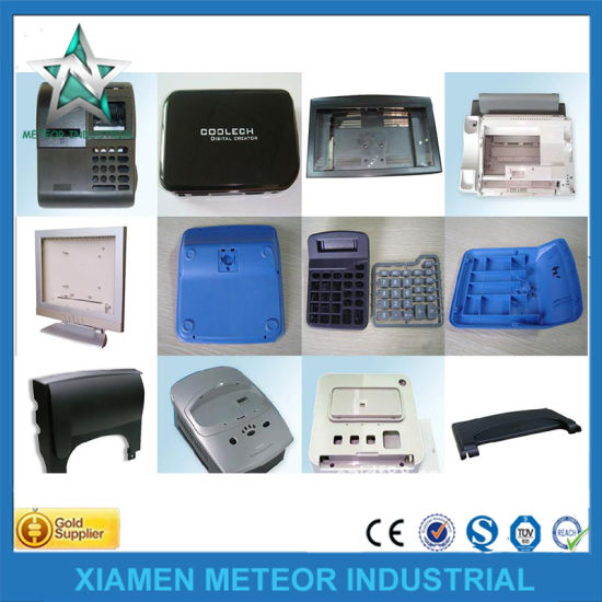 Customized Electronic Computer Accessories Shells Plastic Injection Moulding Products pictures & photos