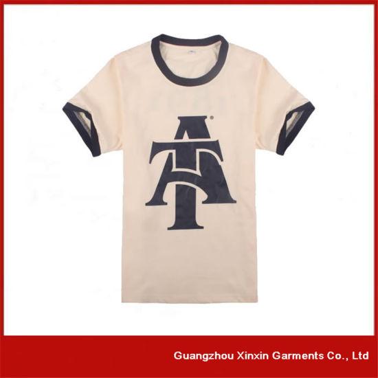Custom Made Good Quality Cotton T Shirts for Men (R19)