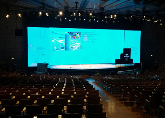 Indoor SMD P3.9 LED Screen 500*500 mm Stage Rental Display