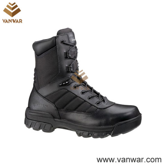 Fashion Style Tactical Military Boots (WTB018)