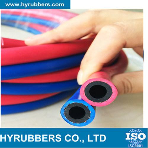 20bar Rubber Twin Welding Hose