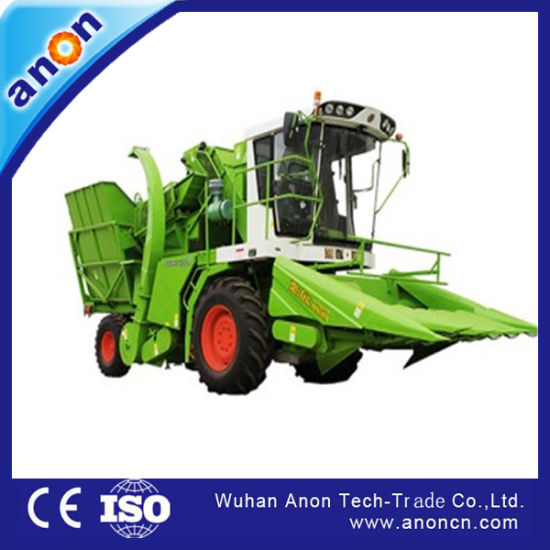 China Anon 4lz-6 0 4 Rows Maize Straw Sweet Corn Silage