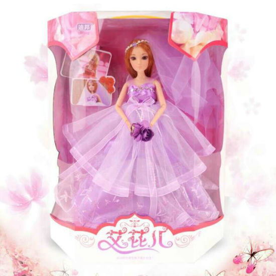 Wedding New Fashion Girl Doll with Joints Girl Dolls Gift