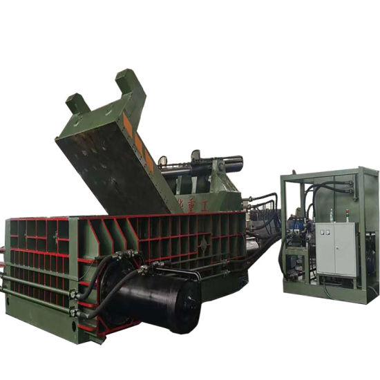 High Productivity Metal Hydraulic Baler Scrap Metal Baling Machine