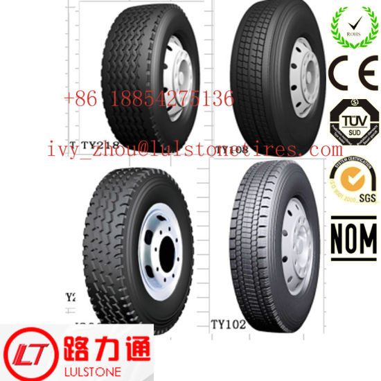 Competitive Price All Steel Radial Truck Tire for Sale 11r22.5 pictures & photos