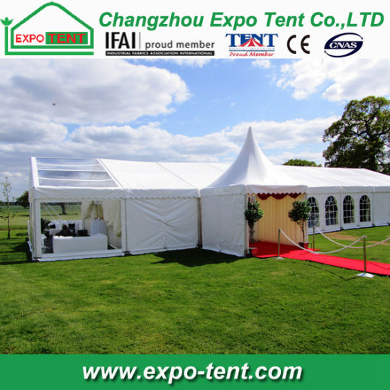 Modern Design Small Party Tent in Garden pictures & photos