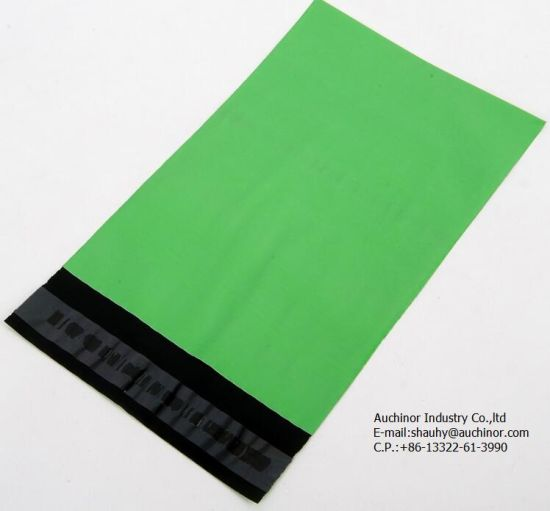 Poly Mailer Bag PE Plastic Mailing Bags with Custom Printed Logos Wholesale pictures & photos