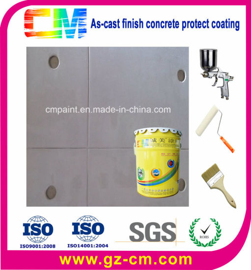 Interior Exterior Decorative Water Based Concrete Protection Painting pictures & photos
